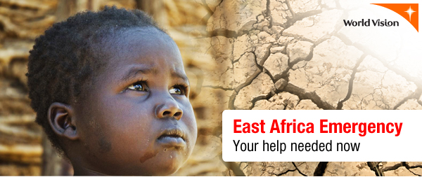 East Africa Emergency. Your help needed now